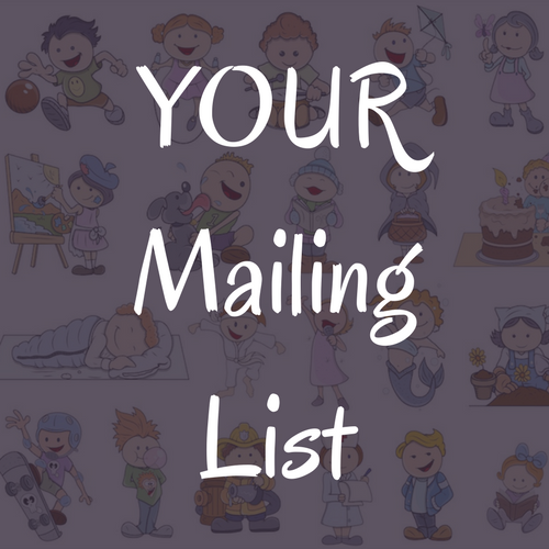 Personality Type mailing list