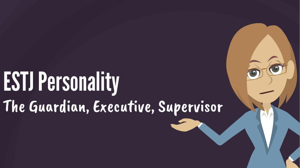 estj personality Estj personality type the supervisor - estj profile  people with the estj personality type are organized, honest, dedicated, dignified, traditional, and are great believers of doing what they believe is right and socially acceptable though the paths towards good and right are.