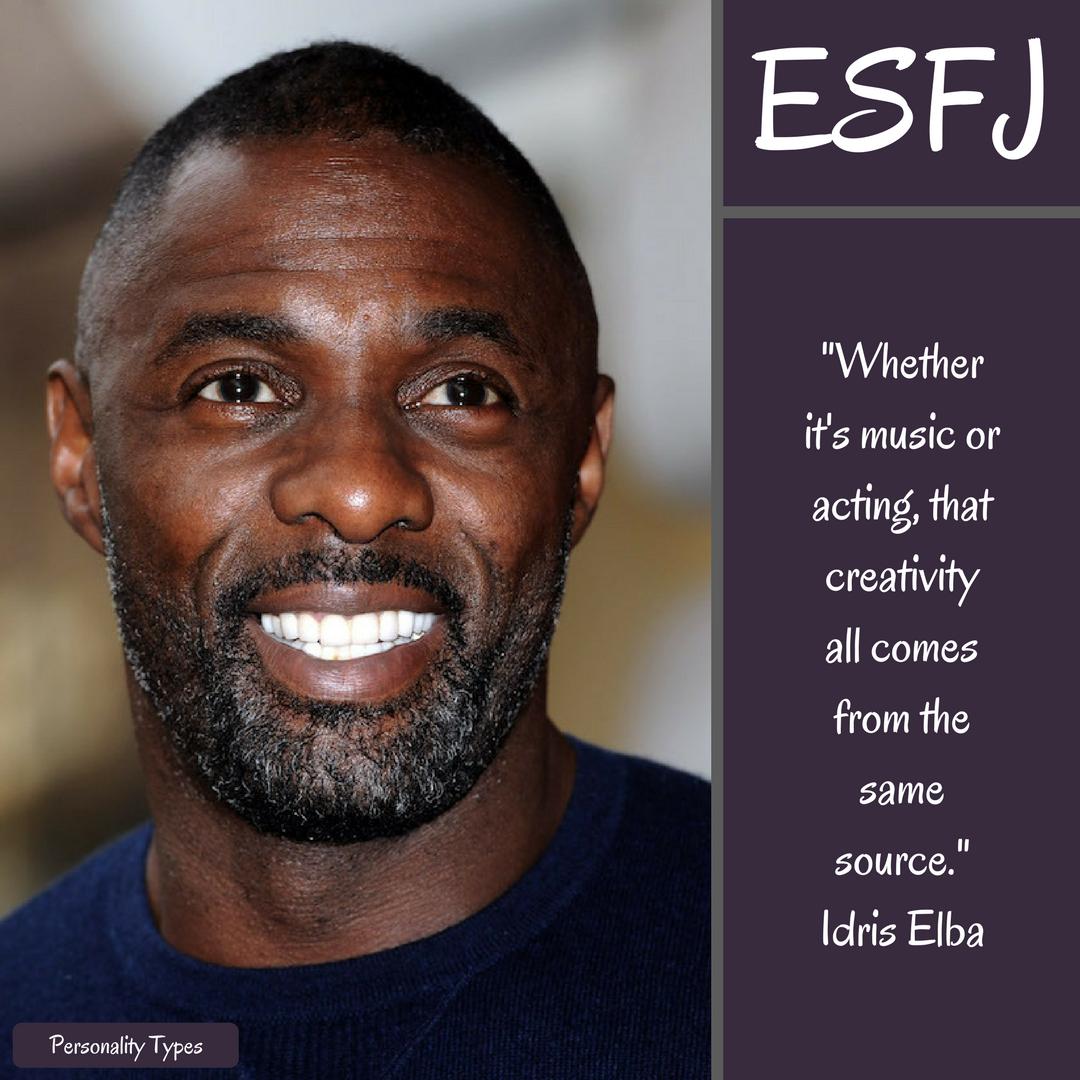 Idris Elba Quotes ESFJ Quotes