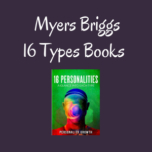 Myers Briggs 16 Types personality books