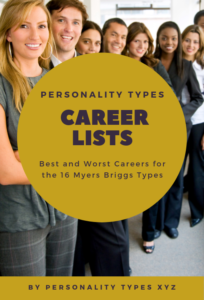 Personality Types Careers