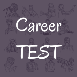 Career Test Personality Types XYZ