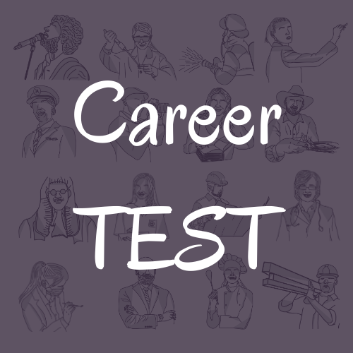 Career Test Personality Types XYZ